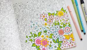 picture of secret garden drawing book