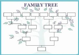 Excel Template Family Tree 12 13 Family Tree Spreadsheet Template Lascazuelasphilly Com
