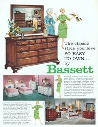 Bassett Furniture Industries Advertisement Gallery