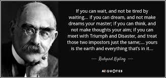 Leadership Quotes By Women 75 Wonderful TOP 24 QUOTES BY RUDYARD KIPLING Of 24 AZ Quotes
