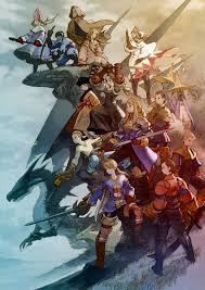 Final Fantasy Tactics concept art ...