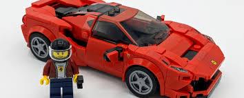 #b3446c cherry (nbs/iscc tc) aka irresistible. Review Ferrari F8 Tributo Brickgeekz Blog