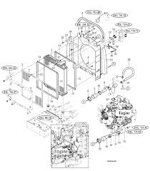 Cooling system parts for 6110 mahindra tractor rh billstractor mahindra tractor parts diagram 350 di mahindra tractor parts manual