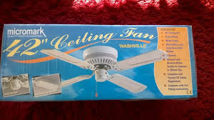 42 ceiling fan white