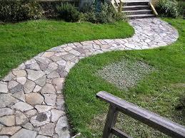 Pictures Of Garden Path Designs Easy Garden Path Ideas Home Interior Design