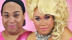 drag queen makeup tutorial patrickstarrr