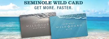 seminole wild card redeem at all florida s