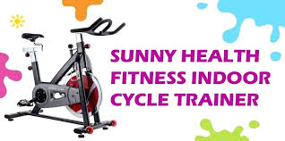sunny health and fitness indoor cycle trainer reviews lb flywheel vibration machine