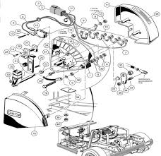 club car ds gas wiring diagram club image wiring wiring diagram 96 club car 48 volt the wiring diagram on club car ds gas wiring