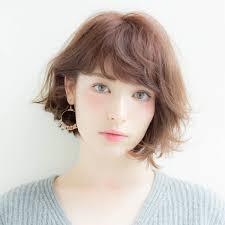 2016春夏に流行するショートカットヘアスタイルまとめ髪型ヘアカラー
