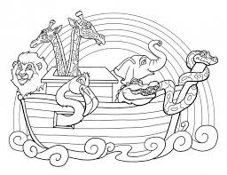 Free printable noah's ark coloring page for kids that you can print out and color. Noahs Ark Coloring Pages Best Coloring Pages For Kids
