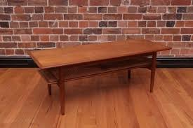 parker rattan coffee table collectika