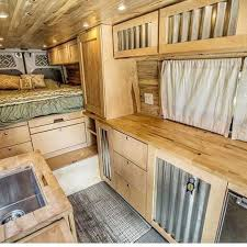 Van Conversion Interior Design Awesome Sprinter Camper Van Conversion On Pinterest Van