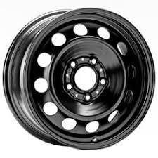 Alcar 9563 Black or grey <b>6.5x16 5x114.3</b> ET47 66.1 steel rim