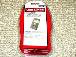reset craftsman garage door opener how to program old craftsman garage door opener reset craftsman garage