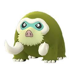 Pokemon Swinub Evolution Chart Mamoswine Pokemon Go Wiki Gamepress