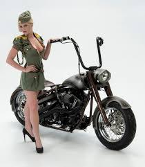 crusader custom built motorcycle camp liberty