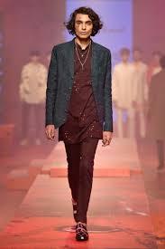 Kunal Rawal Fashion Designer Splatter Print Kurta Kunal Rawal Designers