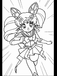 Small Picture Sailor Venus Coloring Pages Sailor Moon Coloring Pagesset Of
