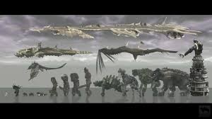 Orginal Godzilla 1954 Vs All Colossus Shadow Of The