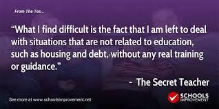 Become A Social Worker Secret Teacher When Did I Become A Social Worker For