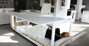 office desk bed. Incredible Bed-Desk Hybrid Takes Work Naps To A Whole New Level   HuffPost Office Desk Bed
