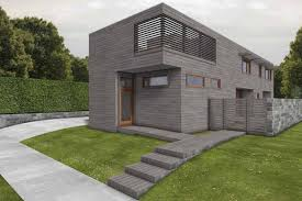Small Green Home Design Living Studio - Green home design