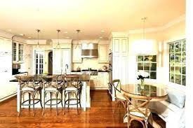 nook lighting. Incredible Kitchen Nook Lighting Breakfast