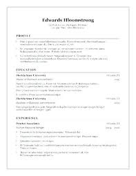 Openoffice Resume Template Stunning Open Office Resume Templates Download Openoffice Resume Templates