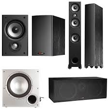 home theater audio. polk audio 5.1 home theatre speaker system : systems - best buy canada theater