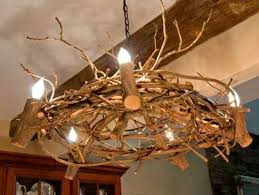 30 sculptural diy tree branch chandeliers to realize in an unforgettable setup homesthetics decor 11