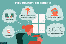 How Ptsd Is Treated Is There A Cure
