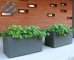 extra large planters for outside extra large rectangular designer planter pots modern outdoor with planters decor extra large planters uk