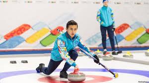 Амбициозные цели Казахстана на Универсиаде Участники казахстанской сборной по кёрлингу готовятся к соревнованиям Фото пресс службы 28 й