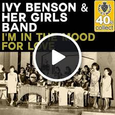 I'm In The Mood For Love - Ivy Benson & Her Girls Band | Shazam
