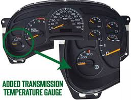 why you should add a gm transmission temperature gauge to a gm transmission chart gm temperature gauge