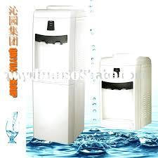 stainless steel countertop water dispenser clover hot