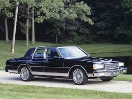 1990 Chevrolet Caprice - Information and photos - MOMENTcar