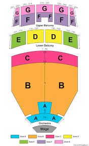 Tucson Convention Center Arena Seating Chart Tucson Music Hall Seating Chart