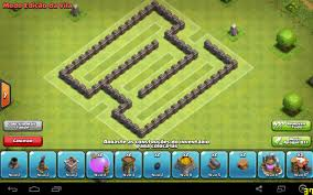 Th Cv4 Layouts Farming Push War Base Farm Trof U Base De