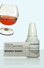 Aromat BRANDY BANDY (Brandy) 10g - Twój Liquid