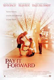 pay it forward of extra large movie poster image imp awards extra large movie poster image for pay it forward 4 of 4