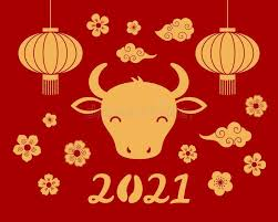 What chinese year is next year, 2022? 2021 Chinese New Year Ox Illustration 2021 Chinese New Year Vector Illustration Sponsored Adver Chinese New Year Design Chinese New Year Creative Graphics