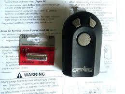 program genie garage door opener genie garage door opener remote genie type 3 garage door opener remote control new battery genie genie garage door opener