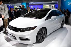2011 Detroit: 2012 Honda Civic Concept Photo Gallery - Autoblog