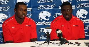 B J Scott Football University Of South Alabama Athletics