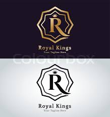 Crown Template Beauteous Royal Logo Vector Template Hotel Logo Kings Symbol Royal Crests