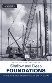 Foundation Design Coduto 3rd Edition Analysis And Design Of Shallow And Deep Foundations Lymon C