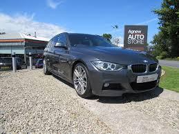BMW 3 SERIES 320D M SPORT TOURING - Mileage: <b>44295</b>