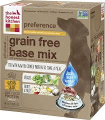 The Honest Kitchen Preference GrainFree Dehydrated Dog Base Mix - Honest kitchen dog food
